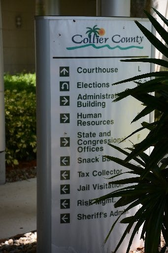 Collier county rental tax