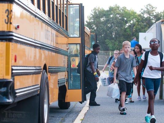 1st Day of School - 2014_15 - Worcester County Public Schools
