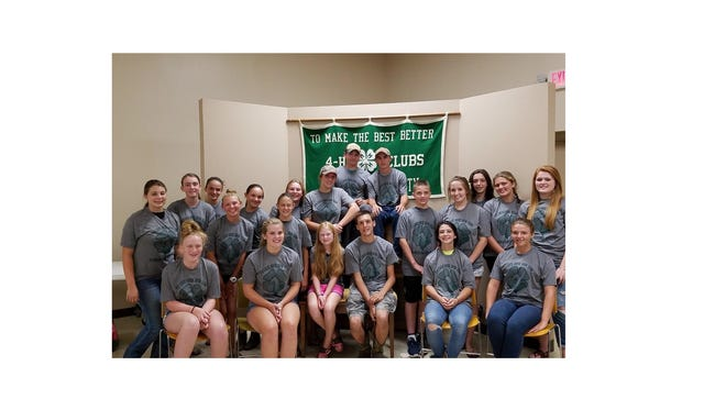 Cumberland County 4-H Horse Program members competed at the New Jersey State 4-H Championship Horse Show from Aug. 26 to 28 at the Horse Park of New Jersey in Allentown.