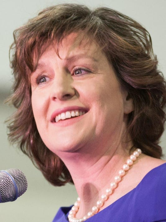 Syracuse Mayor Stephanie Miner