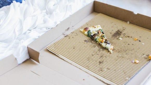 pizza food psychology