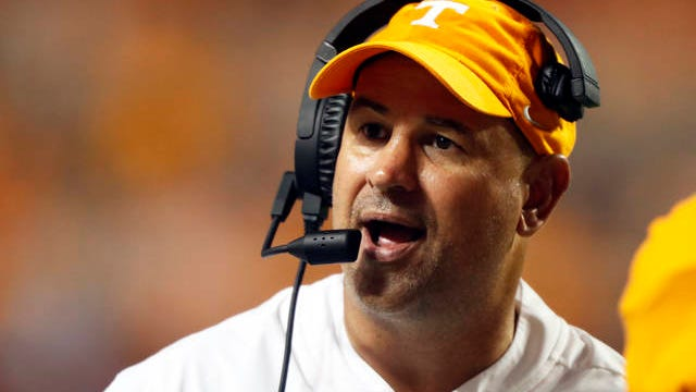 Tennessee's Jeremy Pruitt and other Southeastern Conference football coaches will be allowed to have online contact with players for two hours once per week beginning Monday, in lieu of spring practices that have been disrupted by the COVID-19 virus.