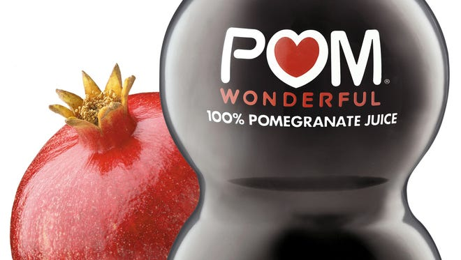 POM Wonderful sued Coca-Cola for false advertising over its so-called pomegranate-blueberry juice.