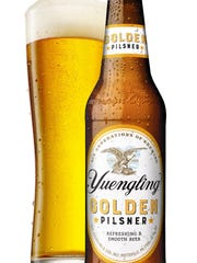 Yuengling Golden Pilsner.