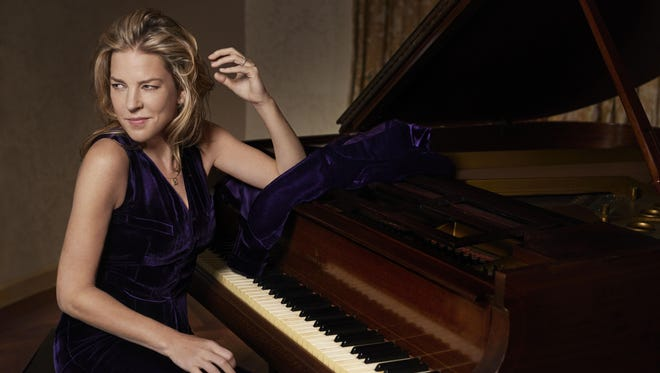 "Diana Krall released her latest album, ""Turn Up the Quiet,"" through Verve Records in May."