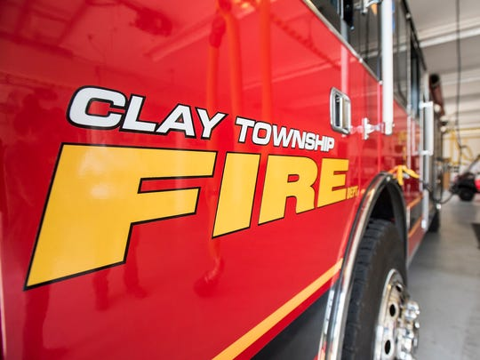 The Clay township board recently purchased two new E-1 engines, partially replacing an aging fleet.