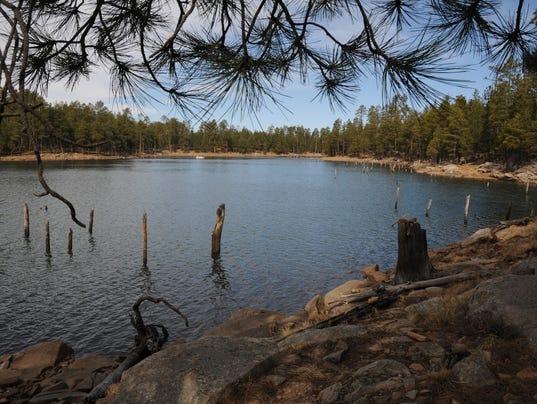 Willow Springs Lake loop hike