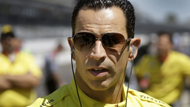 Helio Castroneves has won the pole 47 times in IndyCar, tops among active drivers.