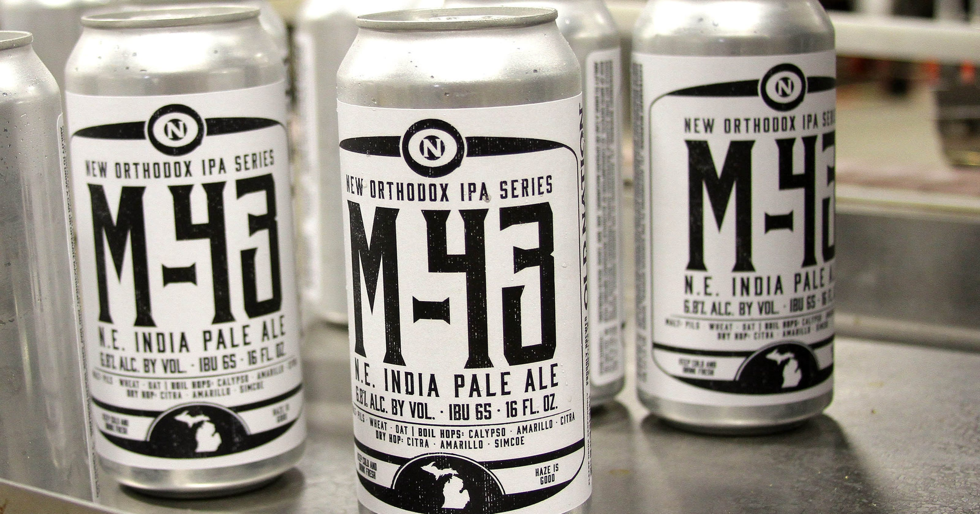 Here are the 8 essential Michigan craft beers