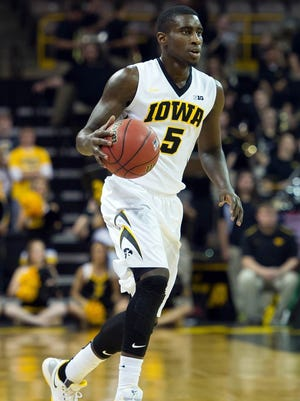 Anthony Clemmons had 11 points, three rebounds and an assist against North Dakota State Monday.