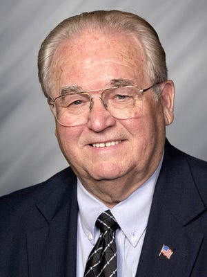 Rep. Dick Hamm, who owns two casket manufacturing businesses, helped sink a House bill that would have legalized a new alternative to traditional burial.