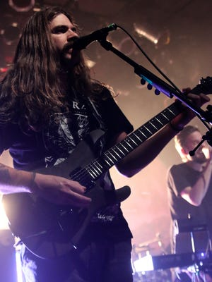 Between the Buried and Me performs at Vinyl Music Hall.