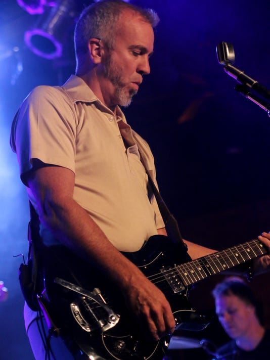 JJ Grey & Mofro performed a sold-out concert at Vinyl Music Hall
