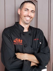 Sean Deckter is the head chef at Cibo in south Fort Myers.