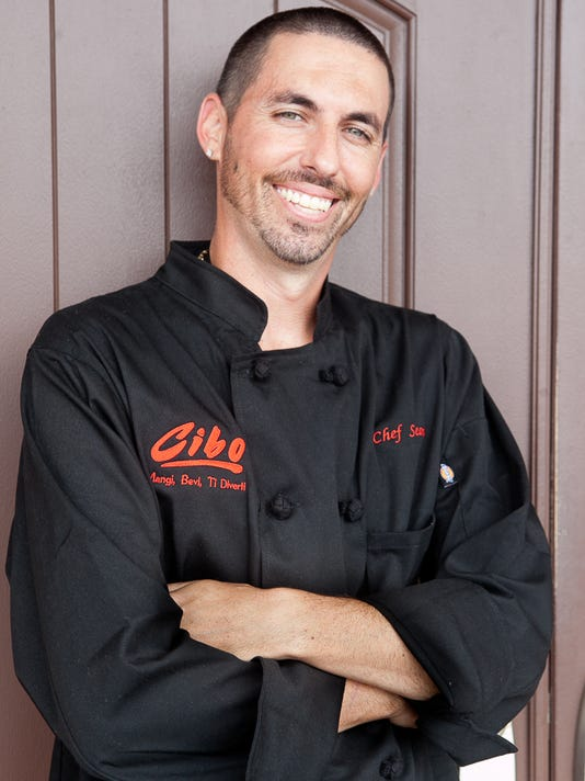 Chef Sean Deckter of Cibo