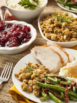 Salt Creek Grille in Rumson will serve Thanksgiving dinner.