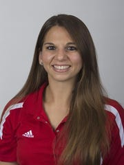 Amanda Poppleton is assistant director of sports nutrition