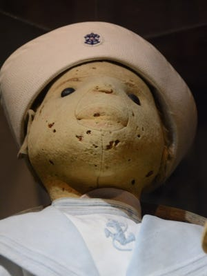 Robert the Doll, the creepiest toy in America, terrorizes those visitors who don't show him the proper respect. He is on display at the Fort East Martello Museum and Gardens these days, and is one of the stops on a ghost tour of Key West.