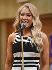 Miss Tennessee Soybean  Laura Ann Higgs -- The Jackson