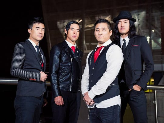The Slants, an Asian-American dance rock band, challenged