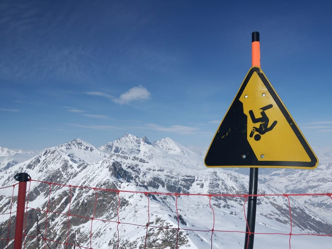Forget skiing this winter. Adrenaline junkies have found some creative and rather extreme ways to get their winter thrills? Which do you dare try?