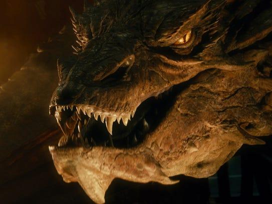 Hobbit visual effects