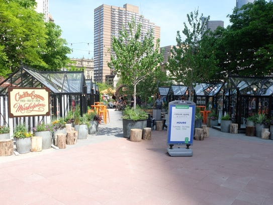 Cadillac Square Markets return for spring-summer markets