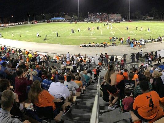 High School Football: Jones at Cocoa