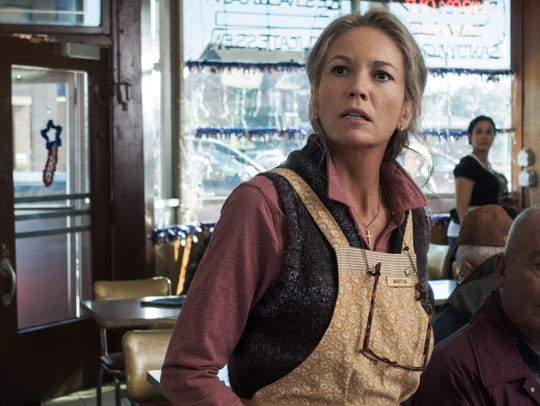 "Diane Lane as Martha Kent in ""Batman v Superman: Dawn"
