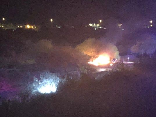 Scottsdale airplane crash