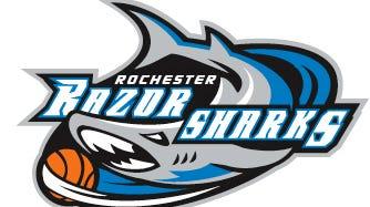 Rochester RazorSharks logo