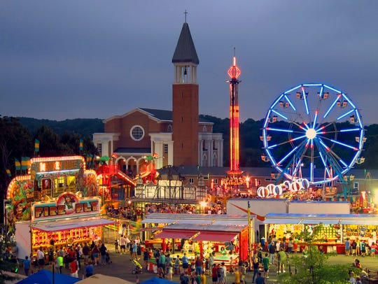 Immaculate Conception's 16th annual Parish Festival