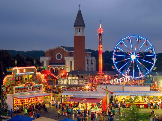 Immaculate Conception's 16th annual Parish Festival returns June 21 to 25 to the Annandale section of Clinton Township. Highlights include amusement park-style rides.