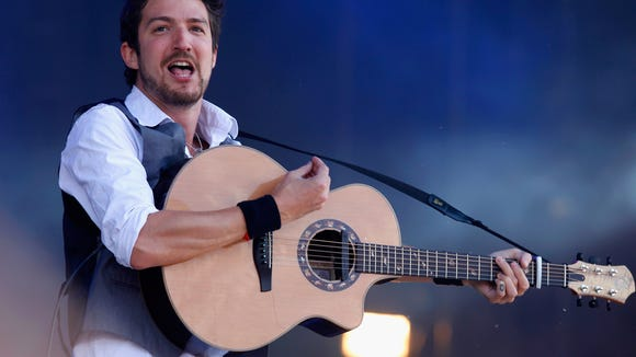 English singer.songwriter Frank Turner performs at The Fillmore Philadelphia later this month.