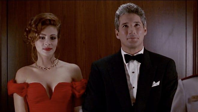 "Vivian (Julia Roberts) discovers a love of opera in ""Pretty Woman."""
