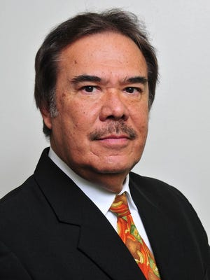 Diné College Interim President Martin Ahumada