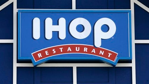 An IHOP restaurant sign is shown in Burbank, Calif., in this July 16, 2007 file photo. An IHOP restaurant will be coming to the Harrisburg area.