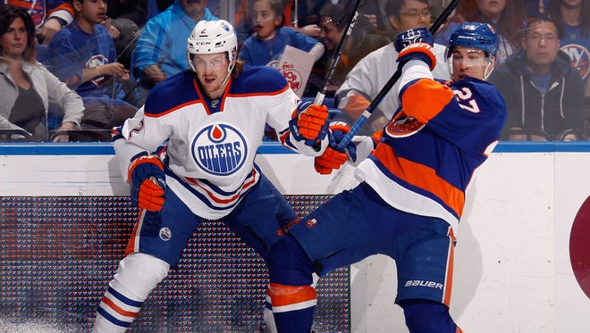 Michigan State alum and Oilers defenseman Jeff Petry is on every team's list as a possible trade deadline acquisition.