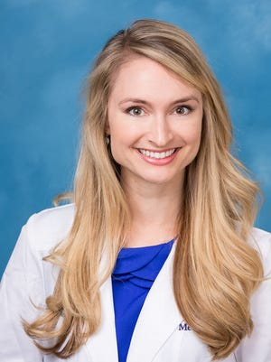 Dr. Vanessa Johnson is a dermatologist for Health First who works out of both Viera and Indialantic locations.