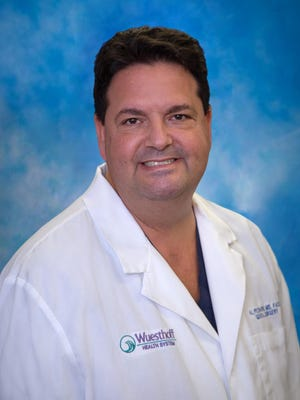 Dr. Alphonse M. Pecoraro Jr. is a general surgeon for Wuesthoff Medical Center.