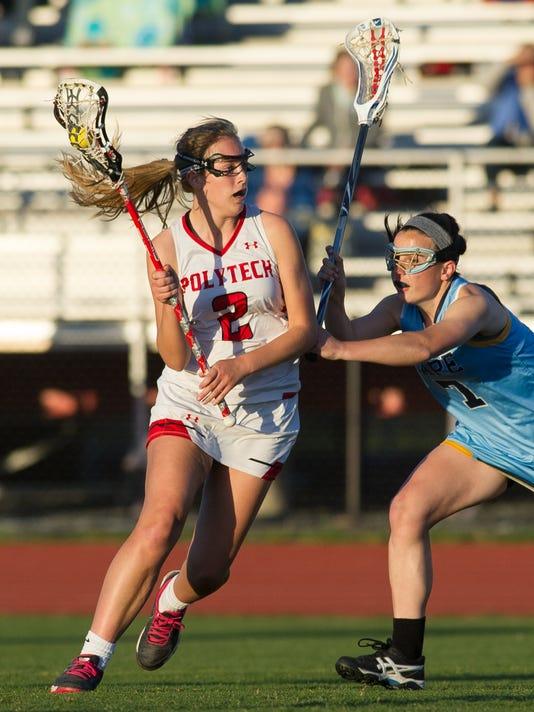HS girls lacrosse