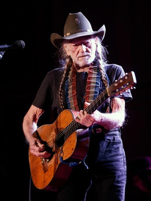 Willie: Life & Songs of an American Outlaw, A Willie Nelson All-Star Concert Celebration is set for 7 p.m. Jan. 12 at Bridgestone Arena.
