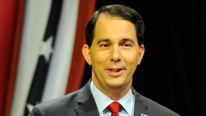 Gov. Scott Walker is overseeing a growing economy and addressing important workforce development issues.