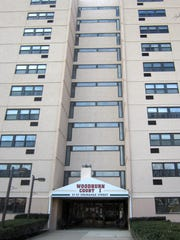 Woodburn Court in Binghamton is a public housing unit for seniors.