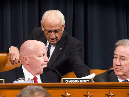 Bill Pascrell, Kevin Brady, Richard Neal
