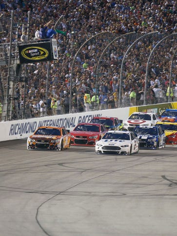 Richmond International Raceway has added safety measures