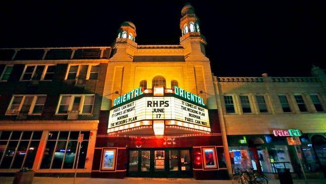 The Oriental Theatre, 2230 N. Farwell Ave.