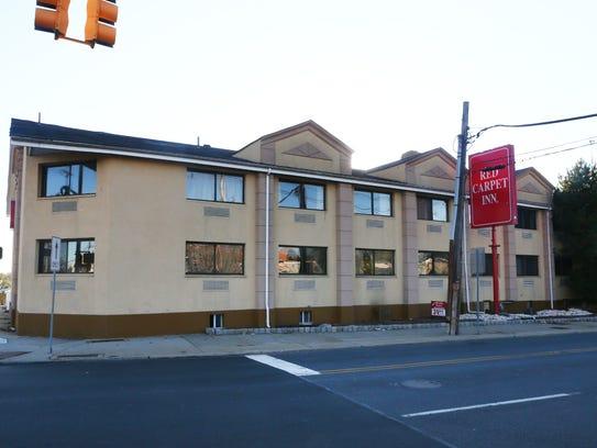 Red Carpet Inn in Toms River.
