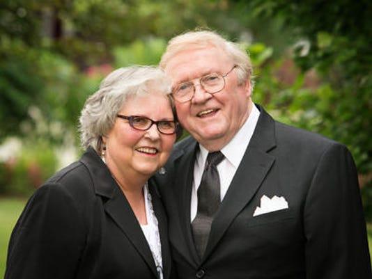 Anniversaries: Ken Stofferahn & Diane Stofferahn