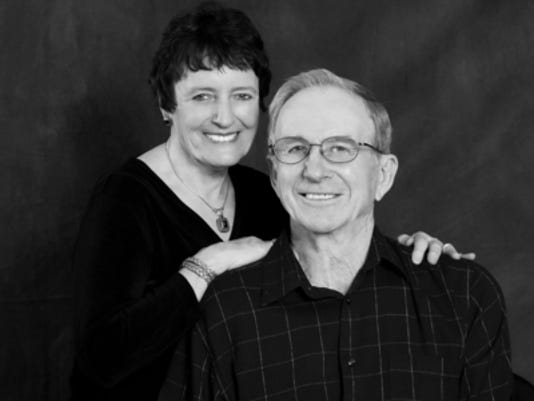 Anniversaries: Bob Landon & Annabelle Landon